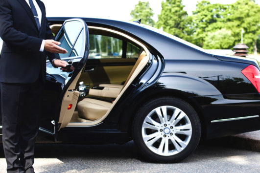 Chauffered Luxury Package